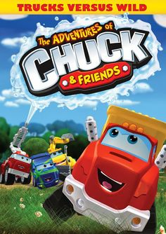 WIN The Adventures of Chuck & Friends Trucks Versus Wild DVD from the SnyMed.com contest! http://www.snymed.com/2013/12/the-adventures-of-chuck-friends-trucks.html CAN/USA Ends 1/29