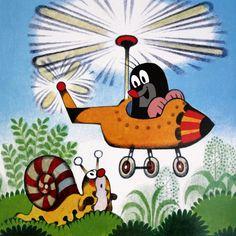 (2014-07) Muldvarpen flyver i helikopter