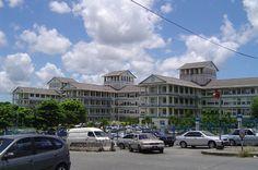 San Fernando General Hospital, Trinidad | independence avenue san fernando trinidad wi