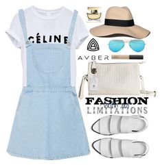 """Avber"" by oshint ❤ liked on Polyvore featuring moda, Zara, Alexander Wang, Abercrombie & Fitch, Ray-Ban, NARS Cosmetics ve avber"