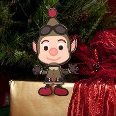 Download a Wayne Christmas Ornament