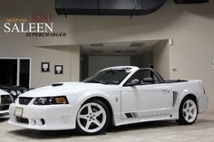 2001 Saleen supercharged.