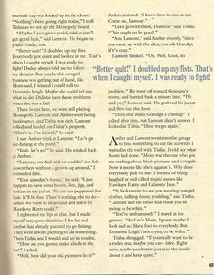 """American Girl Magazine - January 1993/February 1993 Issue - Page 46 (Part 6 of """"Hawkeye Hatty Rides Again"""" - A Story by Eleanora E. Tate)"""