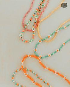 Seed Bead Jewelry, Bead Jewellery, Cute Jewelry, Diy Jewelry, Beaded Jewelry, Jewelery, Handmade Jewelry, Jewelry Making, Beaded Bracelets
