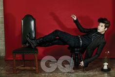 Se7en (Choi Dong Wook) for GQ Korea