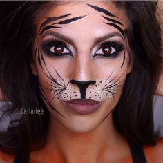 tiger make up