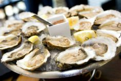 Old 1871 oyster from Fortune Fish Co. #100BestDishes