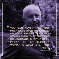 Fashion Quote of the Day – Christian Dior - another French designer who rose to great heights and has secured himself a place of prestige in the fashion world.   http://blog.snapdeal.com/fashion-quote-day-christian-dior/