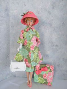 Vintage Barbie/Silkstone  Spring in Bloom!  OOAK Handmade