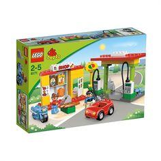 LEGO DUPLO Benzintank | køb nu på salling.dk