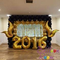 2016 Balloon Arch Frame, Balloon Stands, Balloon Wall, The Balloon, Balloon Crafts, Balloon Decorations, Birthday Decorations, Balloon Ideas, Ballon Arrangement