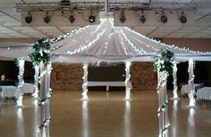 Reception decorations for your special day