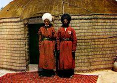 The Century Old Color Photographs of Prokudin-Gorsky ~ Kuriositas