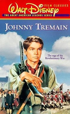 1957 Johnny Tremain also showed this movie every year in grade school - set up in the church basement, 10 cent popcorn and a Mr Goodbar