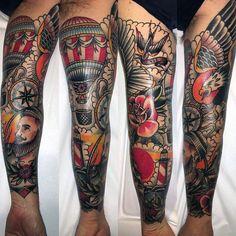 Die 11 Besten Bilder Von Old School Tattoo Vorlagen Female Tattoos