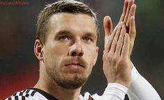 Lukas Podolski to make final Germany appearance vs England in friendly