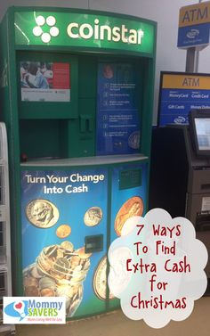 No money?  No problem!  7 Ways to find extra cash for Christmas