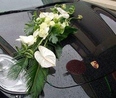 Inspiring Wedding Car Decorations Blue Wedding, Wedding Flowers, Wedding Dresses, Bridal Car, Wedding Car Decorations, Flower Car, Flower Arrangements, Bouquet, Wedding Inspiration