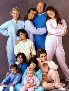 Just The Ten of Us (sitcom?Growing pains spinoff)