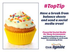Have a break from balance sheets and send a #SocialMedia treat! #PowerfulSocialMedia4Accountants   https://2C3045.campgn4.com/Powerful-Social-Media-for-accountants