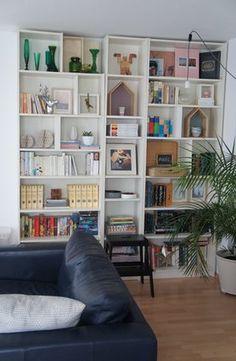 Mehr Als Nur Ein Bucherregal Das Billy Regal Von Ikea Billy Regal Bucherregal Regal