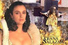El extraño retorno de Diana Salazar telenovela 1987