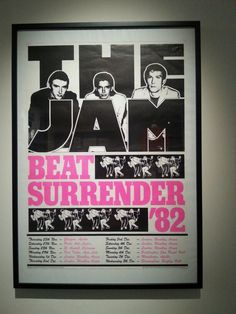 The Jam exhibition London