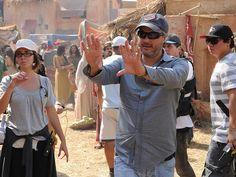 Veja fotos inéditas dos bastidores de José do Egito http://r7.com/TiSh