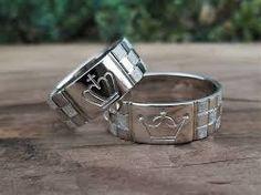 Výsledek obrázku pro snubni prsteny baron Baron, Silver Rings, Jewelry, Jewlery, Bijoux, Jewerly, Jewelery, Jewels, Accessories