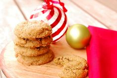 Holiday Cookie Countdown: Big, Fat Gingersnaps