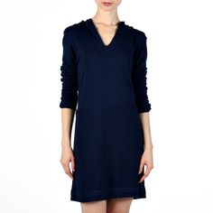 Fab.com | Pop Tunic Top Navy
