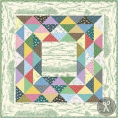 Corn And Beans Downloadable Quilt Pattern