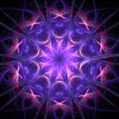 Quantam Fractal Energy Mandala  with Keith Allen Kay