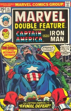 Reprints Tales of Suspense #91 & 98. Cover by Gil Kane.