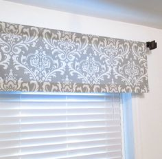 Valances Adhesive And Curtain Rods On Pinterest