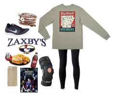 """""""My step mom went and got zaxbys"""" by duhitsallison ❤ liked on Polyvore featuring Jockey, Chan Luu and Michael Kors"""