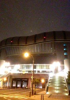 Osaka Dome Japan