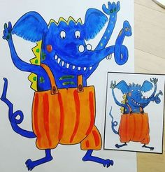 Le Monstre du tableau Disney Characters, Fictional Characters, Albums, Letter Of The Week, C Programming, Group Work, Learning The Alphabet, Board, Fantasy Characters