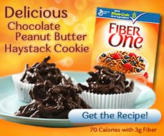 Fiber One Haystacks:  53 cal... 1 pt +, I here they are really good!!!!