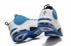 d0c6f8b56656b Cheap Hardaway Penny shoes 2012 Nike Air penny II LE Chlorine Blue White  Black 333886 401