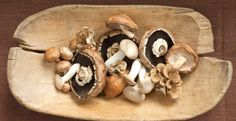 Although healing mushrooms are considered as healthy foods in Chinese folk medicine, for thousands of years they are used as a food and as a remedy even for the most difficult diseases including malignant.