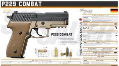 Armas Sig Sauer, Sig P229, Airsoft Gear, Military Guns, Weapon Concept Art, Pew Pew, Punisher, Revolver, Rifles