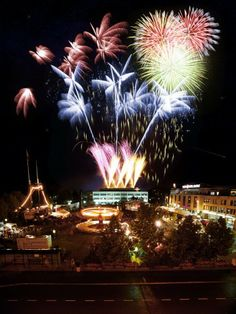 Central Ostrobothnia province of Western Finland - Keski-Pohjanmaa. Fireworks Show, End Of Summer, Top Artists, Finland, Westerns, Feeling Beautiful, Bonfires, Culture, Country