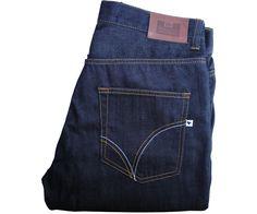 d2141bfa Weekend Offender Slim Fit Rinsed Jeans Reg Leg. Terraces Menswear