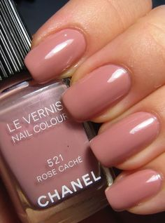 Chanel Rose Caché