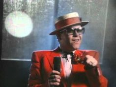 Elton John - Sad Songs (Say So Much) [1984]