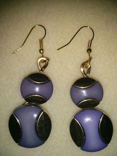 :) Purple n gold