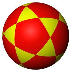Spherical icosidodecahedron
