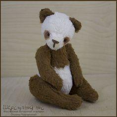 Choco. Тедди-панда