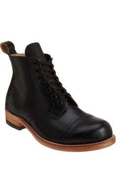 Julian Boots - Buckingham Boot